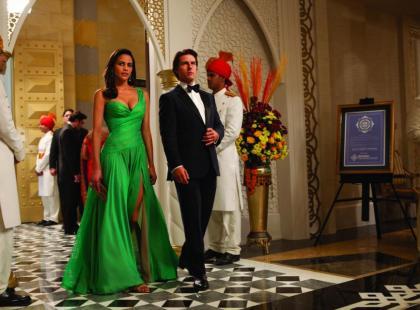 """Tom Cruise powraca w 4. części """"Mission: Impossible"""""""