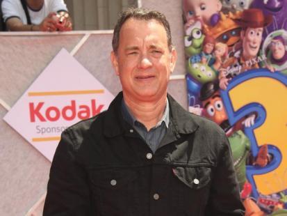 Tom Hanks został... dziadkiem!