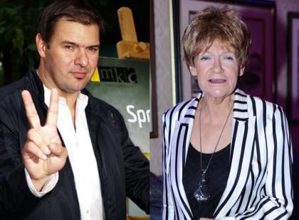 Tomasz Karolak i Maria Czubaszek nie najpiękniejsi