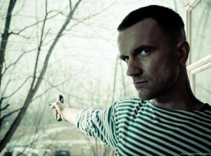 Tomasz Kot rosyjskim gangsterem