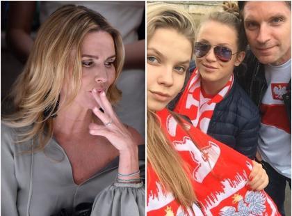 Tomasz Lis kibicuje z córkami na Euro, a Hanna Lis nie ma pojęcia gdzie ono się odbywa... ?!