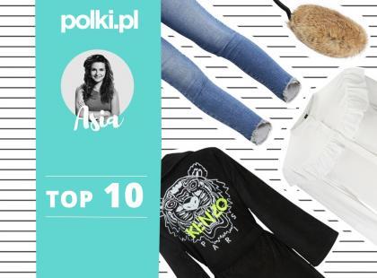 Top 10 grudnia - wybór redaktor Mody