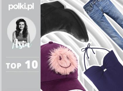 Top 10 kwietnia - sprawdź najnowsze hity działu Moda