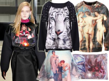 Top 10: najciekawsze propozycje ubrań z grafiką