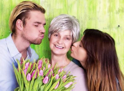 Top 10 prezentów na Dzień Babci