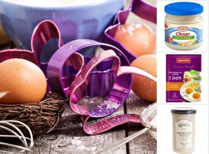 TOP 10 produktów potrzebnych do wielkanocnych przygotowań