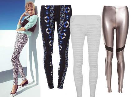 Top 30: legginsy na wiosnę