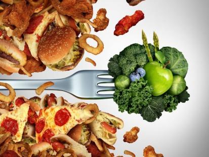 TOP 4 diet – schudnij do wiosny!