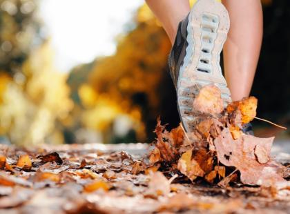 Top 4 jesienne porady dla biegających