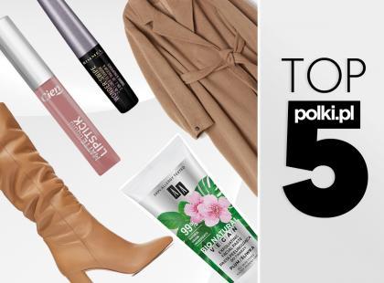TOP 5 na listopad 2018 - wybór redaktor działu Moda i Uroda