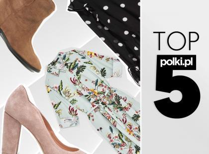 TOP 5 na sierpień - wybór redaktor działu Moda