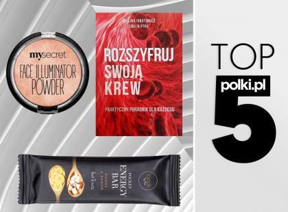 TOP 5 na styczeń 2018 - wybór redaktor działu Dieta