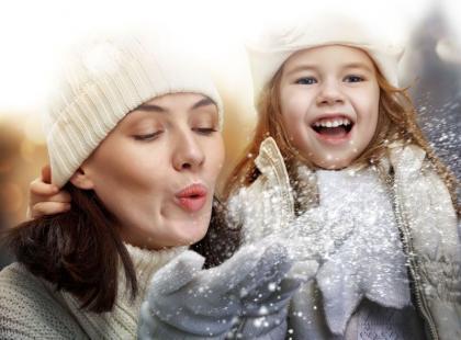 Top 5 pomysłów na zimową zabawę z dzieckiem