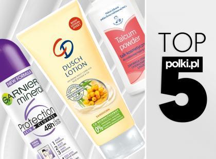 Top 5 produktów na sierpień - wybór redaktor działu fitness