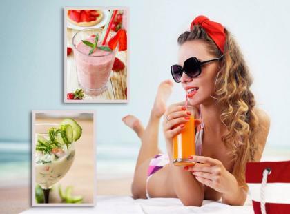 Top 5: przepisy na dietetyczne koktajle