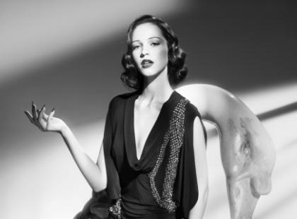 """Top Model 2"" - sesja w stylu diw kina lat 20. (foto!)"