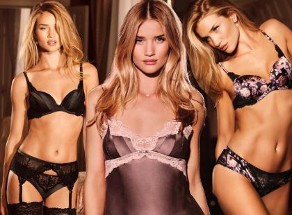 Top modelka i jej kolekcja bielizny dla Marks & Spencer