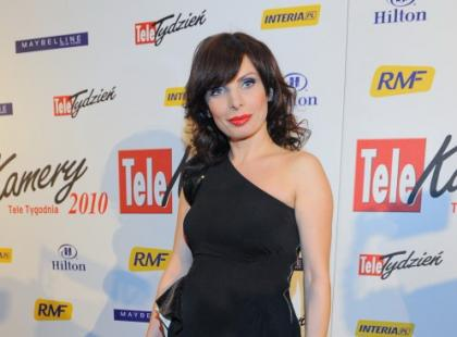 Torebki gwiazd na gali Telekamer 2010