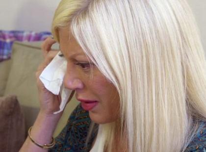 Tori Spelling we łzach pierwszy raz o zdradzie męża: Nigdy nie mogłam dać mu wystarczająco dużo seksu