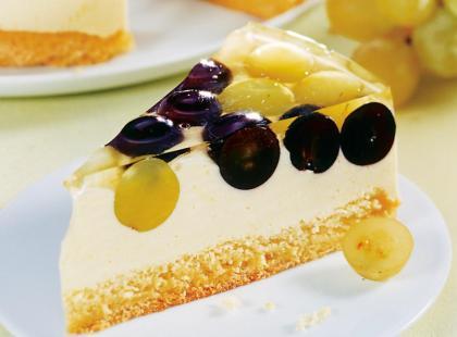 Tort szodonowy z winem