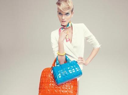 Tosca Blu - torebki i dodatki na wiosnę/lato 2011