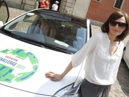 Toyota Eco Challange 2011