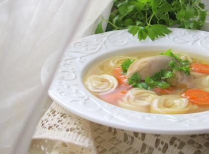 Tradycyjny rosół - Kasia gotuje z Polki.pl