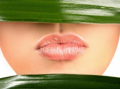 Zapalenie kącików ust to jeden z objawów zespołu Plummera-Vinsona/ fot. Shutterstock