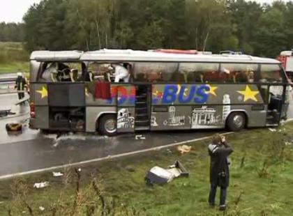 Tragedia w Niemczech