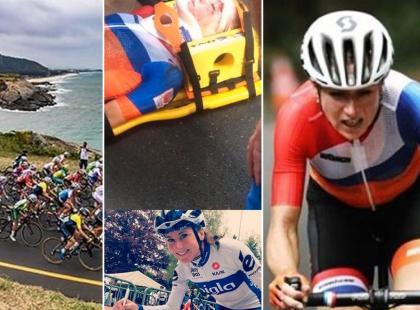 Tragiczny bilans wyścigów kolarzy podczas Olimpiady w Rio. Co się wydarzyło?