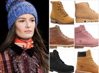 Trapery - modne buty, które ochronią was przed mrozem i śniegiem
