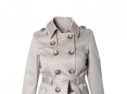 Trencz - idealny płaszcz na wiosnę
