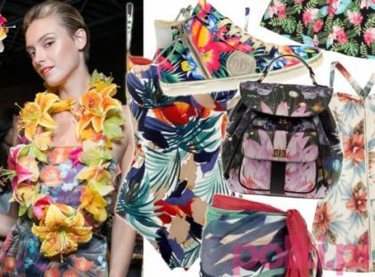 Trend na lato 2014: egzotyczne wzory