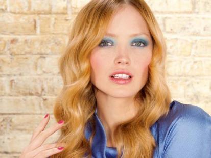 Trendy 2011: Camille Albane Paryżanka w Nowym Jorku