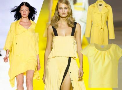 Trendy 2012 - modny, słoneczny kolor