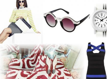 Trendy 2013: pasy, paski, prążki