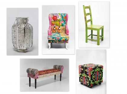 Trendy  Etno, Patchwork, Cottage -  desing 2012