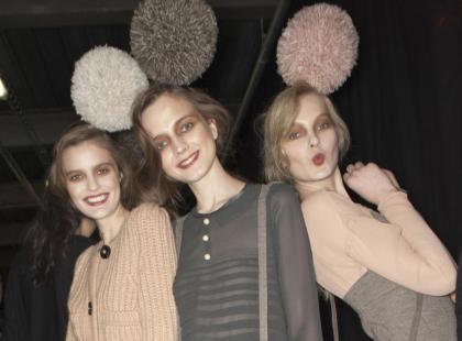 Trendy jesień 2010: Opaski we włosach