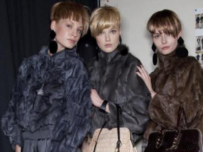 Trendy jesień-zima 2010: futra i futerka