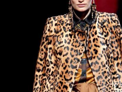 Trendy jesień-zima 2010: W panterkę