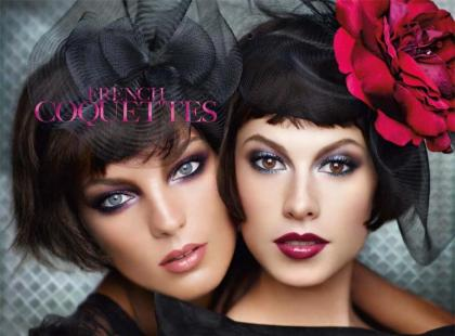 Trendy makijaż: Lancome French Coquettes