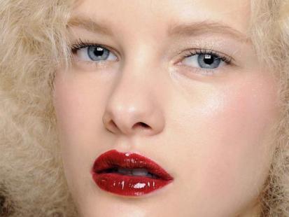 Trendy makijaż: MAC Redd-Velvet