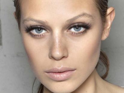 Trendy makijaż: Miss Natura