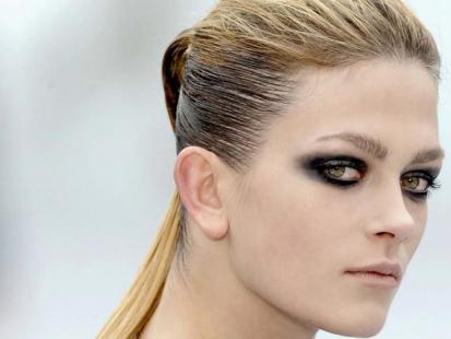 Trendy makijaż: Mocne spojrzenie