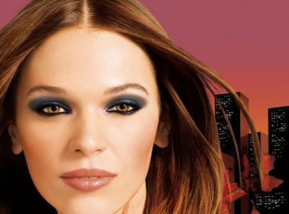 Trendy makijaż: The Body Shop Smoke & Fire
