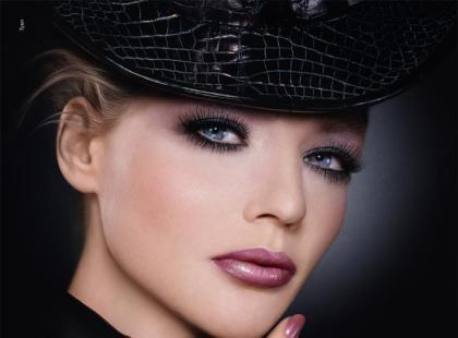 Trendy na jesień 2010: Smoky Purple by Dior