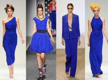 Trendy na lato 2011: Wielki błękit