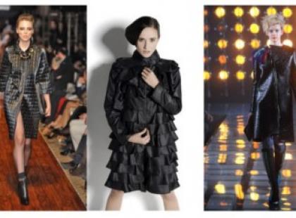 Trendy płaszcze i trencze - wiosna 2010
