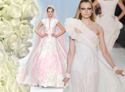 Trendy ślubne 2012