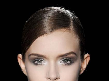 Trendy w makijażu 2012 - Spojrzenie w kolorze kawy